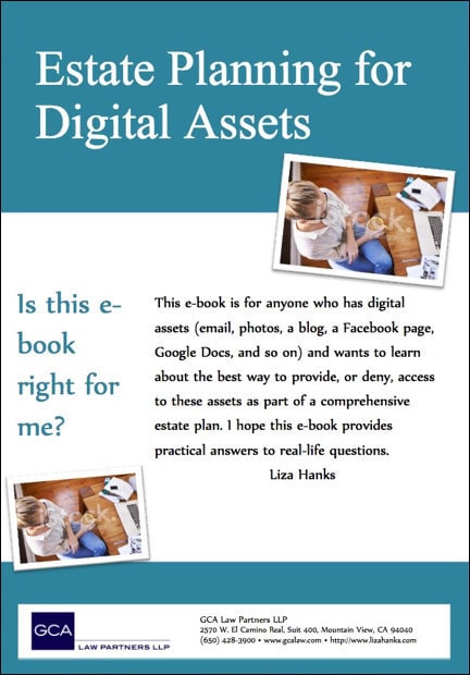 Digital Assets E-book