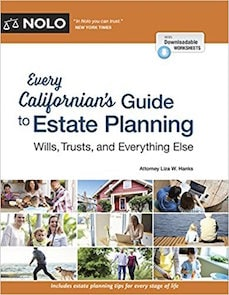 Liza's Book on Guide to Estate Planning