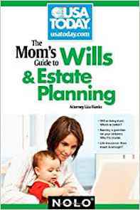 Liza's Book on The Mom's Guide