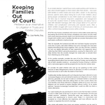 Keeping Families Out of Court