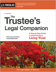 Liza's Book on Trustee's Legal Companion